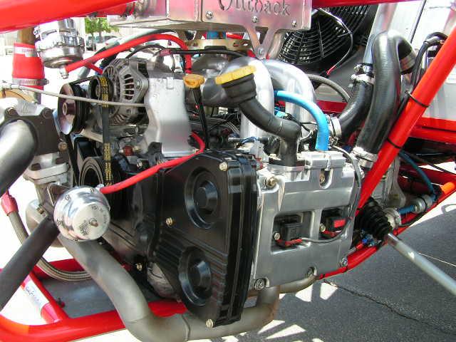 2006 JP DESIGNS 4 SEATER SAND RAILBAJA-275HP SUBARU TURBO